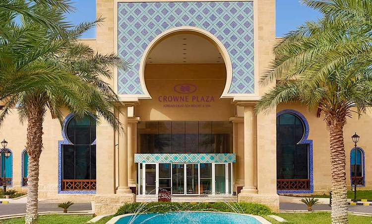 Crowne Plaza Dead Sea-obr