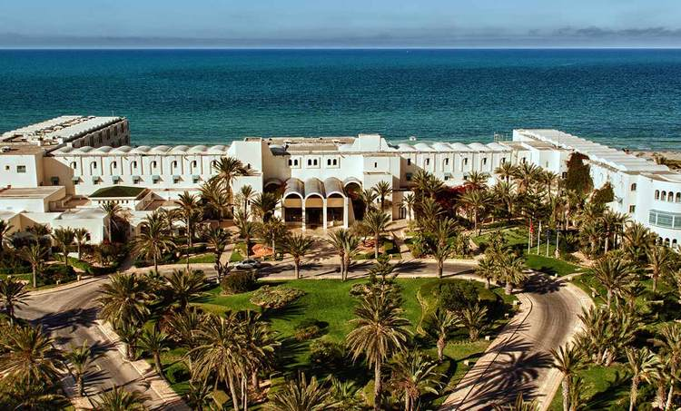 Two Ulysse Djerba Resort & Thalasso-obr